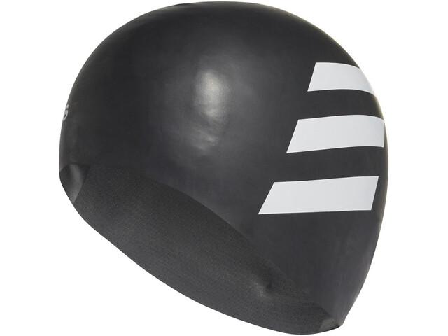 adidas Sil 3S Gorra, black/white